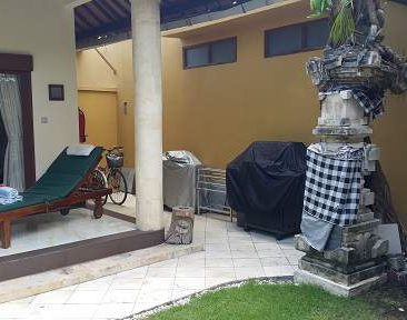 MBO Villas Emerald B18 BBQ area